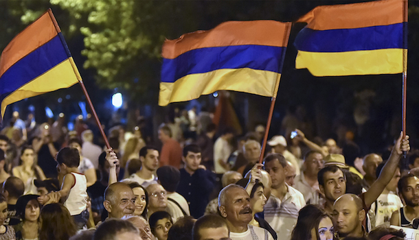 Breaking away from Geopolitical Clichés: implications of events in Armenia for regional security