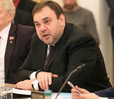 Deputy Minister of Foreign Affairs of Belarus E.Shestakov participates in the international conference