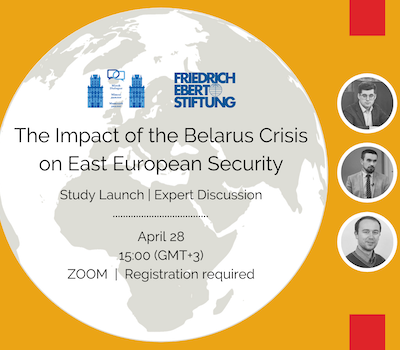 The Impact of the Belarus Crisis on East European security