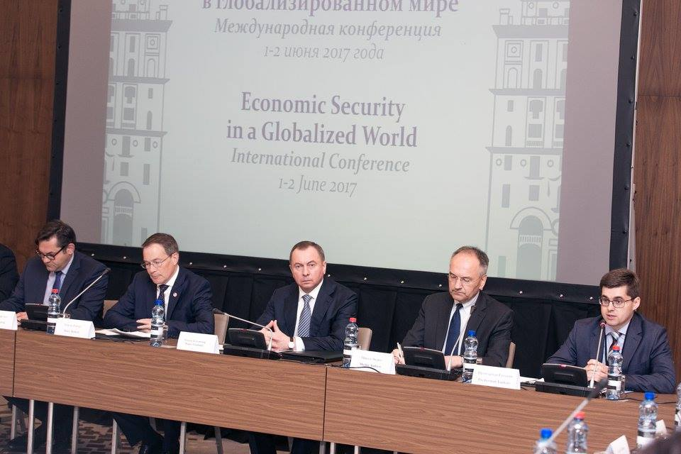 Economic Security in a Globalized World